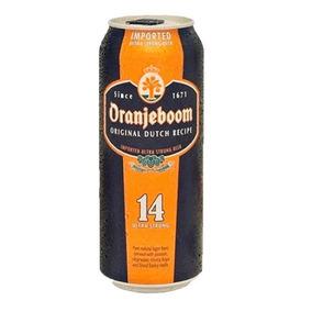 Cerveza Oranjeboom Ultra Strong 14° Lata X 500ml Holanda!