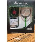 Gin Tanqueray 750 Ml + Taça