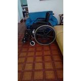 Cadeira De Rodas Jaguaribe Mod. Fit