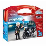 Playmobil Police 5648 -city Action - En Caja Sellada - Usa