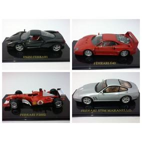 Miniaturas Da Coleção Ferrari Collection 1/43