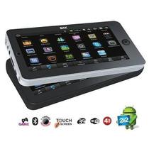 Tablet Bak Ibak-787 4gb 7 Android Novo Preto