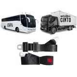 Cinto De Segurança Vans Ônibus E Micro Ônibus 2 Pontos