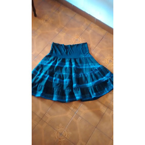 Minifalda Mujer Acampanada Faja Mira Fotos!!!!liquidacion!