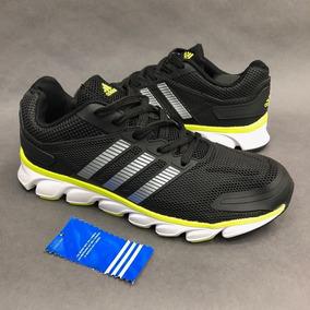 new styles 3f9ae 27e6e Tenis Zapatillas adidas Climacool Ride Negra Verde Hombre