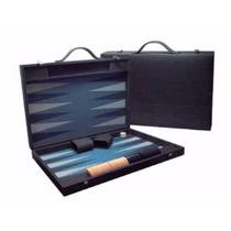 Backgammon Frengie Profesional En Mezclilla