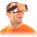 Gafas Realidad Virtual 3d Google Cardboard Kit Completo