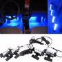 Luz Led Neon Azul Para Ambiente Interno Carro Automotivo