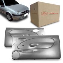 Par Forro Porta Fiesta Courier 00 01 02 03 Dianteira Manual