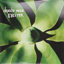 Depeche Mode Exciter Vinilo Doble 180 Grs Nuevo Importado
