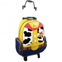 Mochila De Rodinhas Toy Story Woody G - 51686 | Catmania