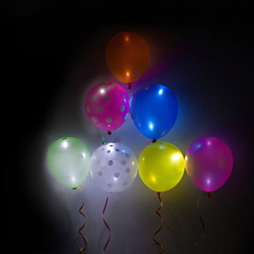 50 Luz Led Para Globo O Decoración (esferas De Luz)