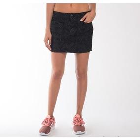 adidas Originals Mujer Pollera Hot Skirt Fit Jean