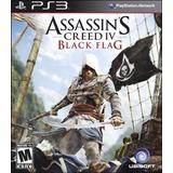 Assassins Creed Iv Black Flag Ps3 Digital