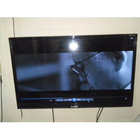 Tv Led Vision Sankey 32 + Base De Pare Y De Mesa Negosiable