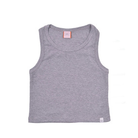 Remera Musculosa Top Rip Curl Basic Grey #03511