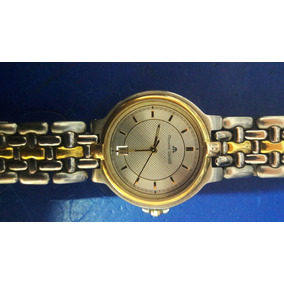 Reloj . Maurice Lacroix. Goldplated G 10 Bezel