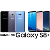 Samsung S8+ Plus 64gb S6 Edge S7 Edge Nuevos Sellados Lbres