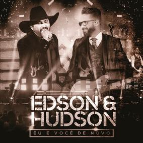 Edson & Hudson - Eu E Você De Novo - Ao Vivo Cd