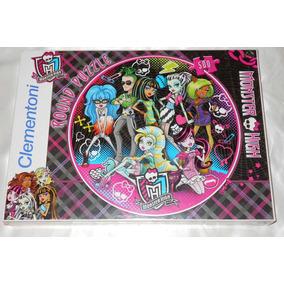 Rompecabezas Monster High Clementoni 500 Piezas Con Envio