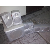 Parlantes Home Theater Philips Modelo Sw2600 $ 1200