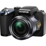Olympus Sp-820uz Ihs Cámara Digital (negro) (modelo Ant...