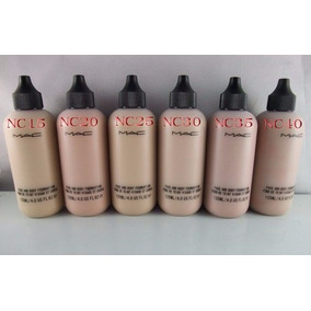 Base Mac Face And Body Foundation
