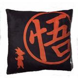 Cojin Para Mueble Sala Dragon Ball Goku Kanji
