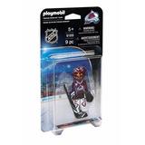 Playmobil Nhl Colorado Avalanche Goalie 9189