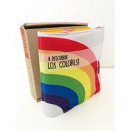 Libro Mini Sensorial Didácticos A Descubrir Colores Niños