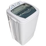 Lavadora Semiautomática Sindelen Ls-6100 6kg Carga Superior
