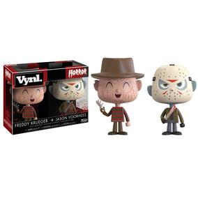 Figura Colección Vynl: Freddy & Jason Funko