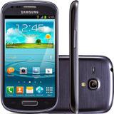 Celular Samsung S3 Mini Libre Radio Azul O Blanco Garantía