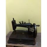 Máquina De Coser Antigua Decorativa De Coleccion C4074