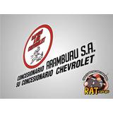 Calco Chevrolet / Concesionario Aramburu S.a