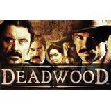 Serie Deadwood 1ª, 2° ,3° Temp.completo
