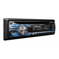 Pioneer Deh-4550bt Cd Mp3 Usb Bluetooth Aux In Ipod Envio Já