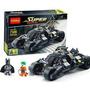 Minifiguras Batimovil Batman Guason 325 Piezas Simil