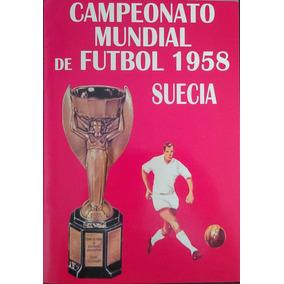 Álbum Figurinhas Copa Do Mundo 1958 - Álbum Peruano - Pdf