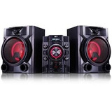 Minicomponente 8400wts/cd/doble Usb/bluetooth Lg Mod. Cm5660