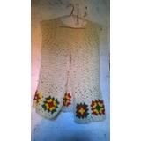 Chalecos Para Dama En Hilo A Crochet!