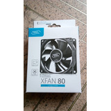 Ventilador Gabinete 80mm 1800rpm Deep Cool