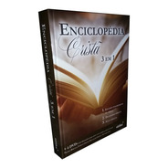 Livro Enciclopédia Cristã 3 Em 1 - Promoção