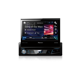 Dvd Player Automotivo Pioneer Retrátil Avh-x7880tv, Com Tv