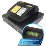 Caja Registradora Fiscal Aclas Cr2100 + 4 Rollos De Papel