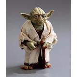 Boneco Mestre Yoda Star Wars Jedi Master Guerra Nas Estrelas