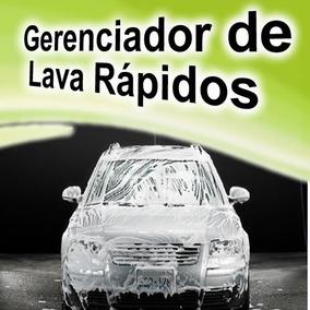 Software Específico Para Lava Rápido / Lava Jato / Car Wash