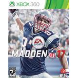 Juego Xbox 360 Madden Nfl 17 Game Ibushak Gaming