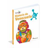 Libro Historia De Venezuela 1er Año Santillana Serie Conexos