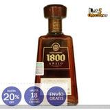 Tequila 1800 Añejo Reserva Botella X 750 Ml